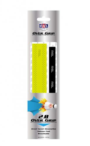 Намотка на ракетку RSL Over Grip 2.0