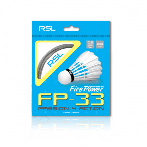 Струна для бадминтона RSL FP-33 (10м)