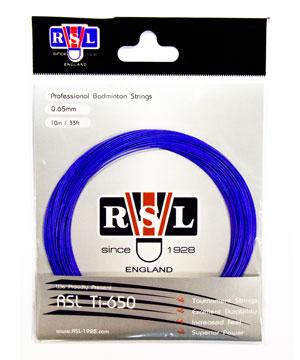Струна для бадминтона RSL Ti650 (10м в уп)