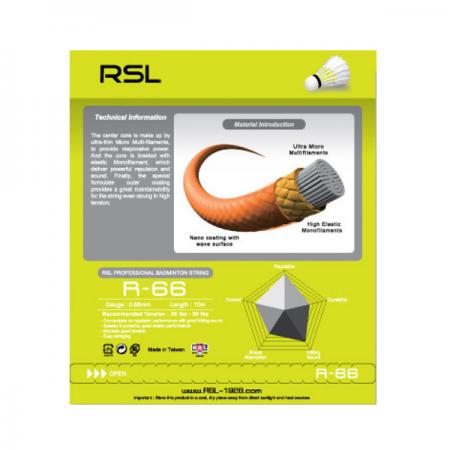 Струна RSL HTR 66 (10м)