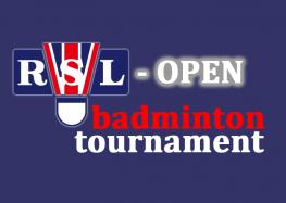 18-й турнир по бадминтону RSL Open